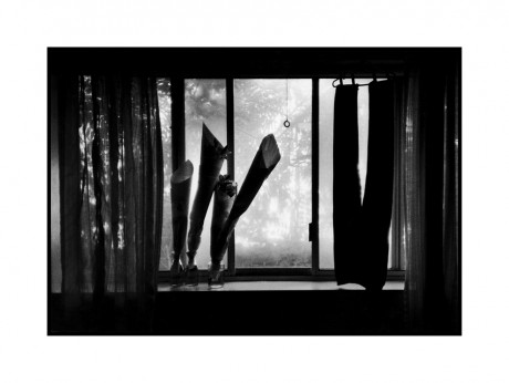 חלון חדרי, הכנות למסיבת פרידה, הרווארד, ארצות הברית, 1986