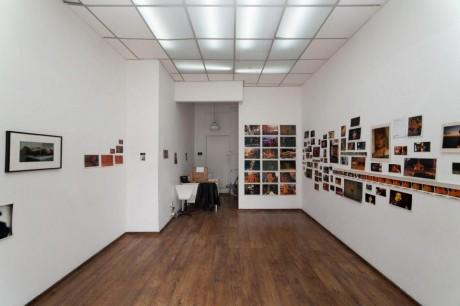 תיעוד התערוכה. צילום: טל ניסים