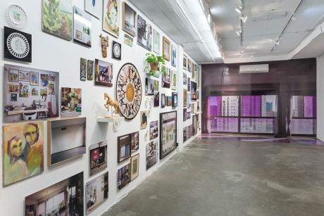 הצבת תערוכה צילום: אלי סינגלובסקי