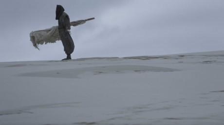 Livia Pascual. A Saga Do Heroi. Still from video work