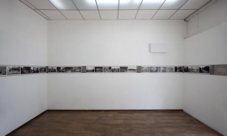 תיעוד התערוכה. צילום:אילן כרמי
